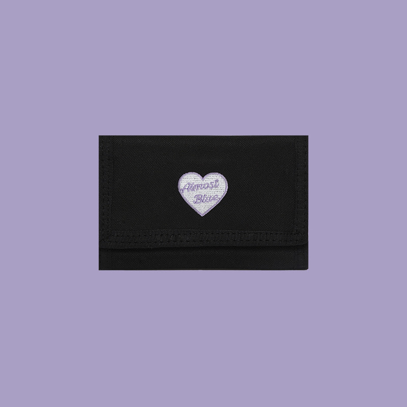 TWINKLE HALF WALLET - PURPLE