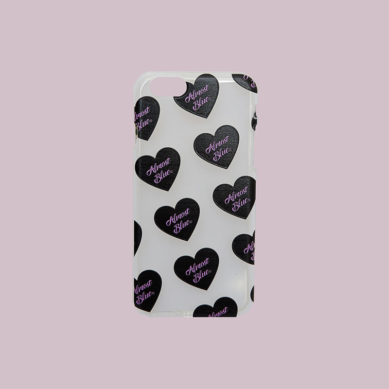 HEART LOGO PHONE CASE